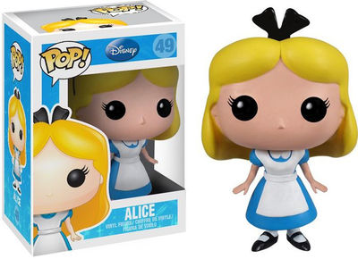 ALICE IN WONDERLAND ALICE POP VINYL FIGURE