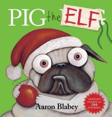 Pig the Elf (HB) with 2 Reward Charts and 200 Stickers