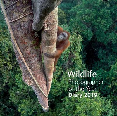 2019 Wildlife Photographer of the Year Pocket Diary