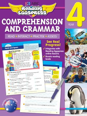 Reading Eggs Comprehension and Grammar Year 4