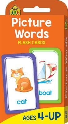 Picture Words (School Zone Flashcards)