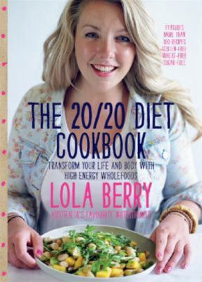 20/20 Diet Cookbook