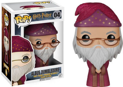 Albus Dumbledore Pop! Vinyl - Harry Potter