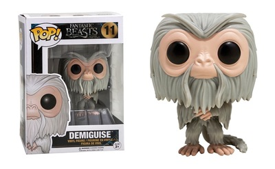 Fantastic Beasts - Demiguise Pop!