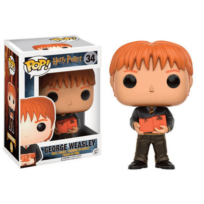 George Weasley Pop! Vinyl - Harry Potter