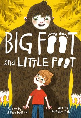 Big Foot and Little Foot (Book #1)