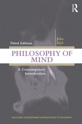 Philosophy of Mind - A Contemporary Introduction