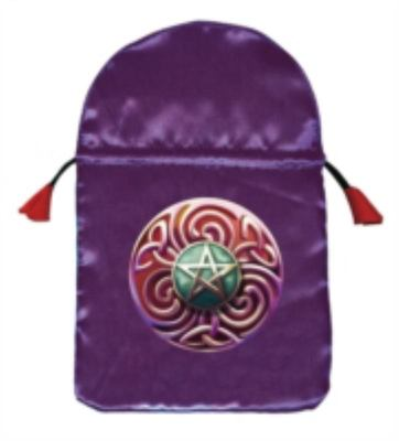 Tarot Bag Satin Magic Star