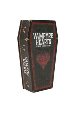 VAMPYRE HEARTS (Card Game 3-5 Players, Ages 12+)