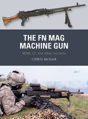 The FN MAG Machine Gun - M240, L7, and Other Variants