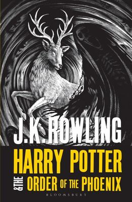 Harry Potter and the Order of the Phoenix (Adult Cover)