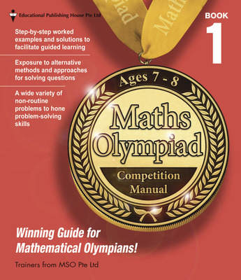 Maths Olympiad Book 1 (Ages 7-8)