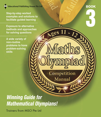 Maths Olympiad Book 3 (Ages 11-12)