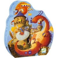 Homepage djeco valiant and the dragon puzzle 3