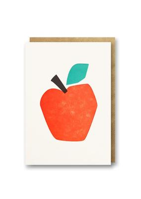 Card - Red Apple