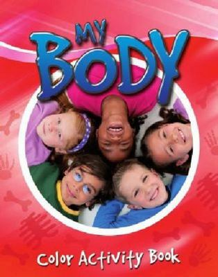 My Body Activity Book