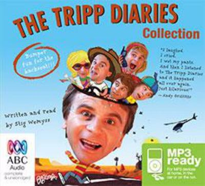 The Tripp Diaries Collection (mp3)