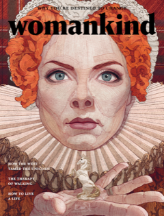WOMANKIND #17 Aug-Oct 18