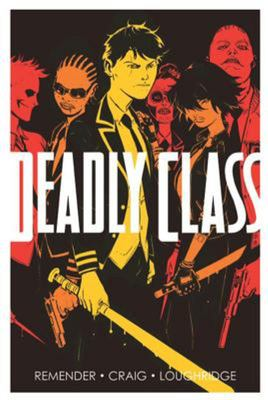 Deadly Class TP 1 : Reagan Youth