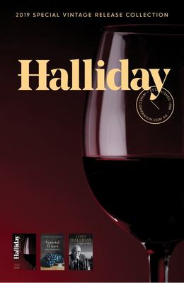 Halliday 2019 Special Vintage Release Collection (Wine Companion / A Life In Wine / Varietal Wines)