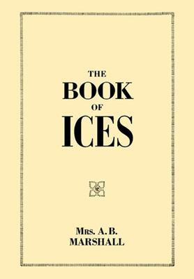 The Book of Ices