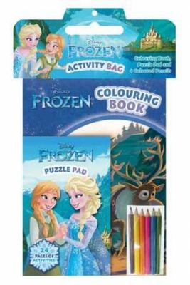 Disney Frozen - Activity Bag