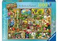 Ravensburger - The Gardener's Cupboard Puzzle 1000pcs