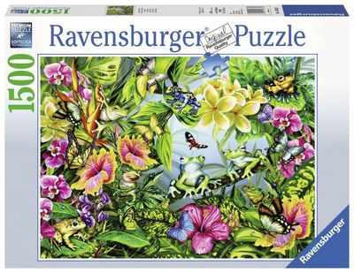 Ravensburger - Find The Frogs 1500pc