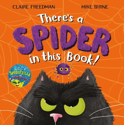 There's a Spider in this Book