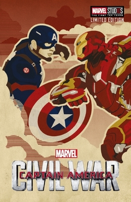 Marvel - Captain America Civil War Movie Novel