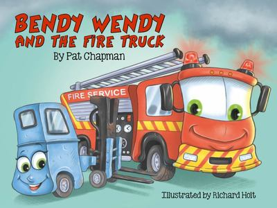 Bendy Wendy & the Fire Truck