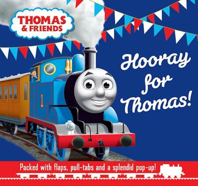Hooray for Thomas!