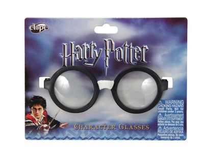 Harry's Glasses (Plastic)