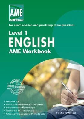 AME NCEA Level 1 English Workbook 2018