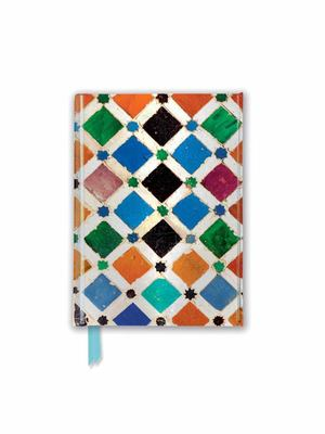 Alhambra Tile (Foiled Pocket Journal)