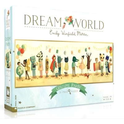 Costume Party Puzzle 24pc (Dream World)