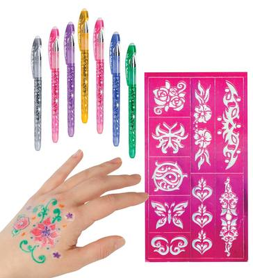 Ink-a-Doo Tattoo Gel Pens