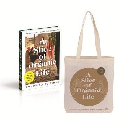 A Slice of Organic Life BOOK & TOTE