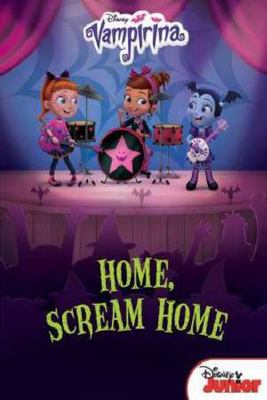 Disney Vampirina - Home, Scream Home