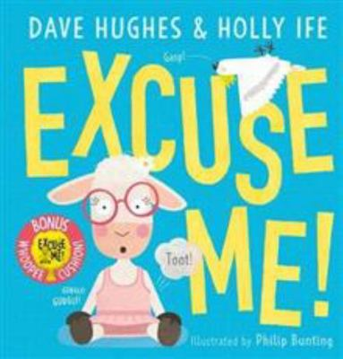 Excuse Me! with Whoopee Cushion HB