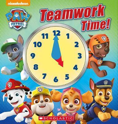 Teamwork Time! Paw Patrol