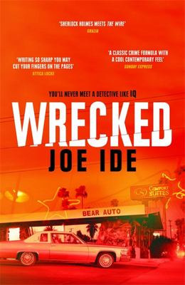 Wrecked: IQ Book 3