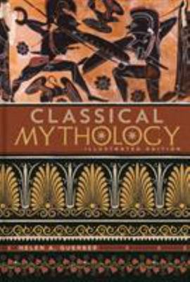 Classical Mythology Illustrated (Leather Bound)