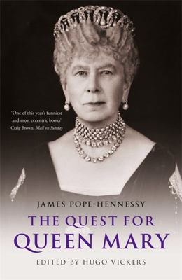 The Quest for Queen Mary (H/B)