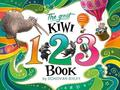 The Great Kiwi 123 Book (board)