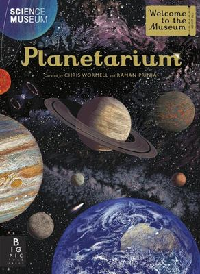 Planetarium (Welcome to the Museum)(HB)