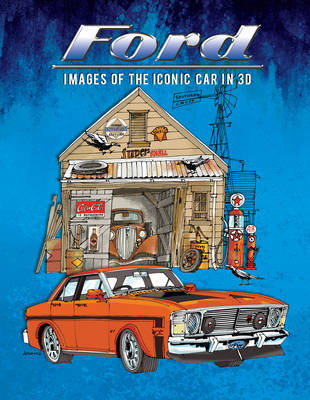 Ford: Images of the Iconic Car in 3D