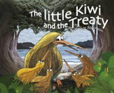 The Little Kiwi and The Treaty