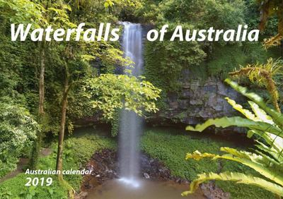 2019 Waterfalls of Australia Compact Panorama Calendar