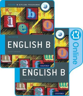 IB English B Course Book Pack (Print Course Book &